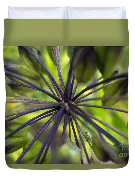 Stems Duvet Cover
