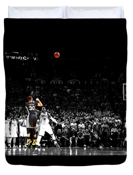Steph Curry Its Good Duvet Cover