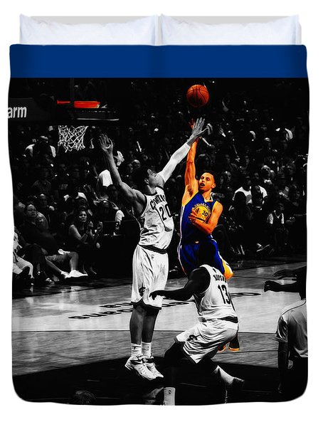 Stephen Curry Soft Touch Duvet Cover