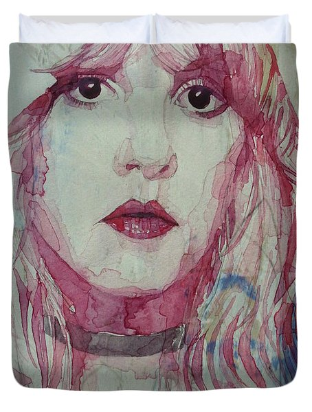 Stevie Nicks - Gypsy  Duvet Cover