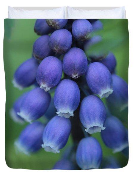 Still Blooming  Duvet Cover