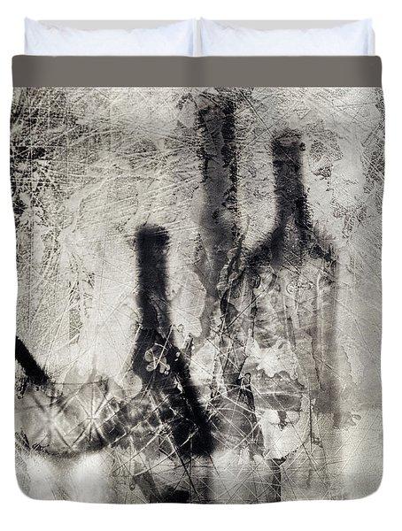 Still Life #384280 Duvet Cover by Andrey Godyaykin