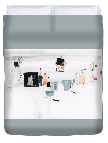 Still Life I Duvet Cover