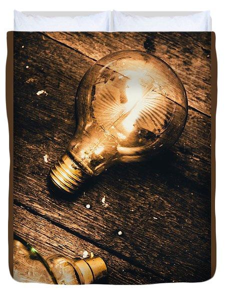 Still Life Inspiration Duvet Cover