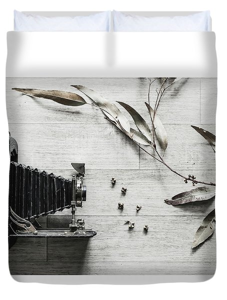 Still Life Number 1 Duvet Cover