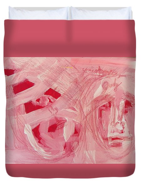 Still Love You After All These Years Duvet Cover