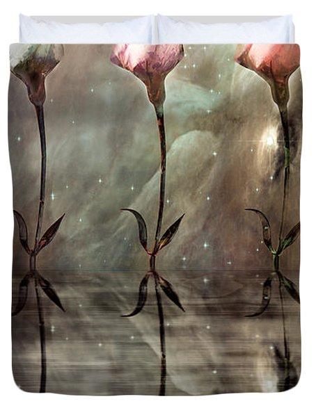 Still Duvet Cover by Jacky Gerritsen
