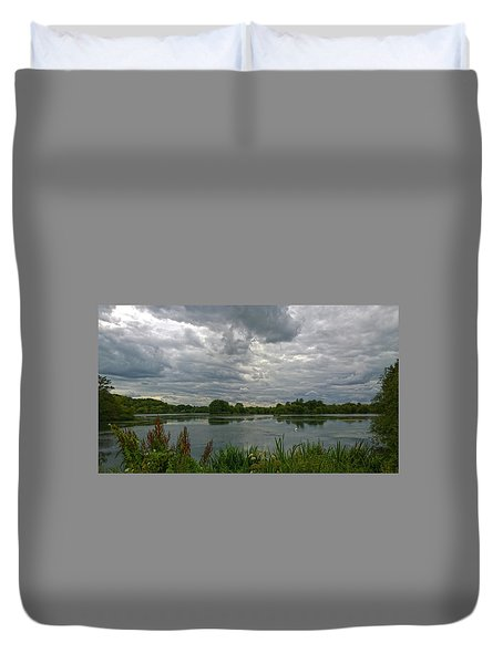 Still Waters Duvet Cover
