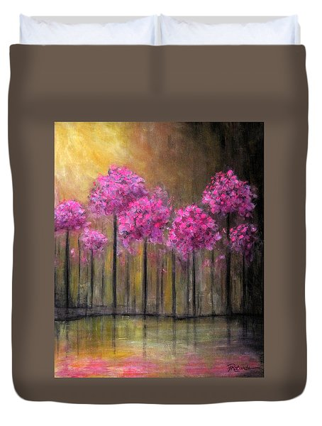 Stillness Duvet Cover