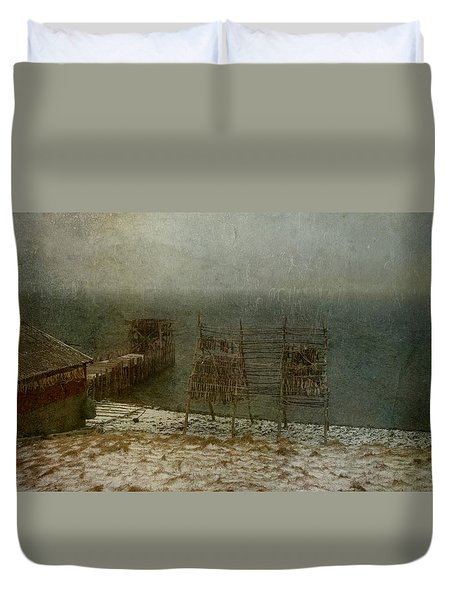 Stockfish Dryers Duvet Cover