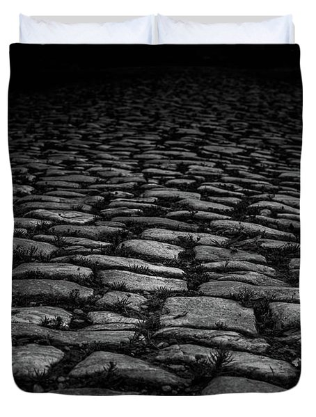 Stone Path Duvet Cover