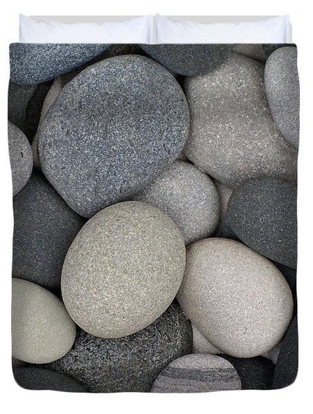 Stone Soup Duvet Cover