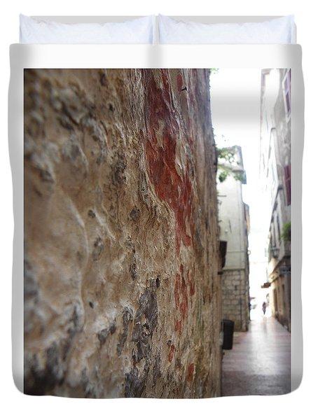 Stone Street Duvet Cover