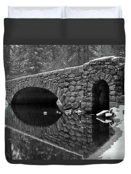Stoneman Bridge Duvet Cover