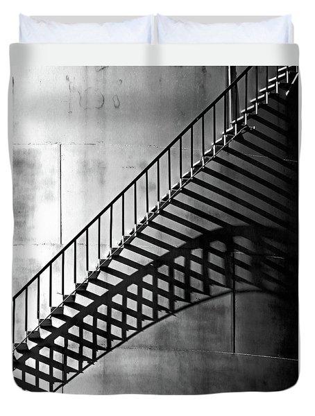 Storage Stairway Duvet Cover