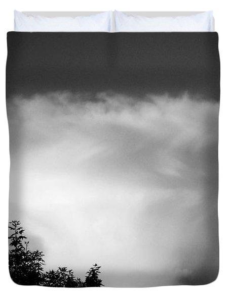 Storm Cloud Duvet Cover by Juergen Weiss
