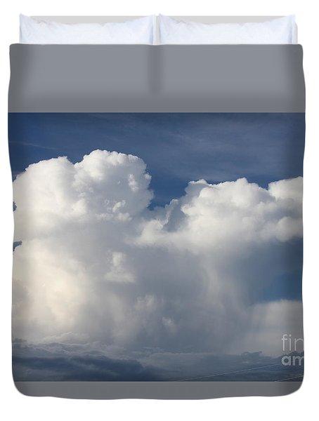 Storm Clouds 2 Duvet Cover