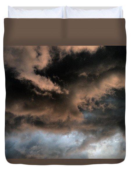 Storm Clouds II Duvet Cover