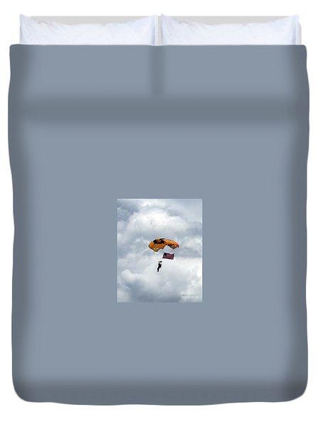 Storm Jump Duvet Cover