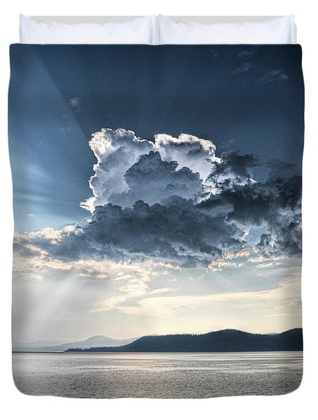 Stormlight Duvet Cover
