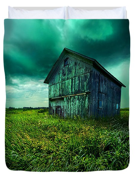 Stormlight Duvet Cover by Phil Koch