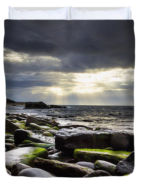Storm's End Duvet Cover
