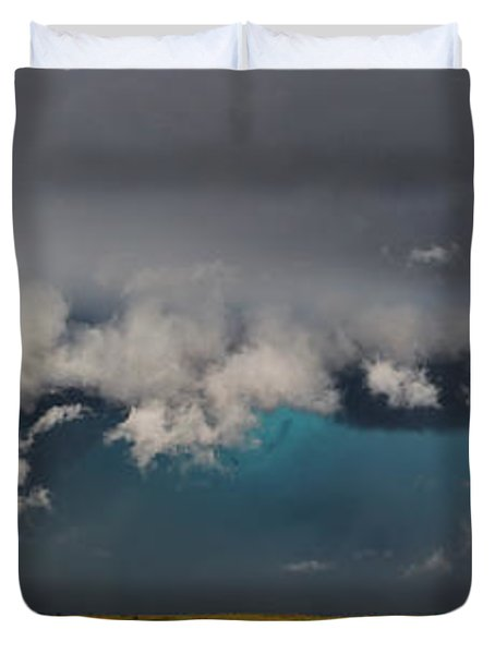 Stormy Horizon Duvet Cover