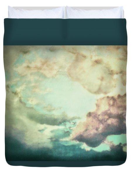 Stormy Sky Duvet Cover