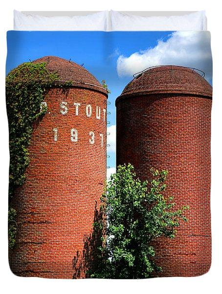 Stout 1931 Duvet Cover