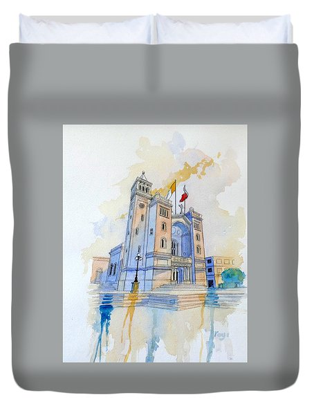 St.peter In Chains II Duvet Cover