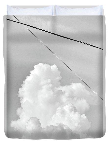 St.petersburg  #7755 Duvet Cover