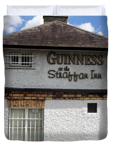 Straffan Inn Maynooth Duvet Cover