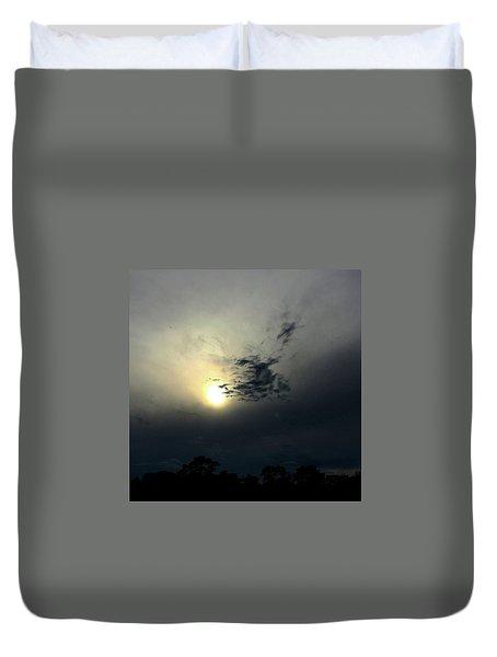 Strange Cloud Duvet Cover