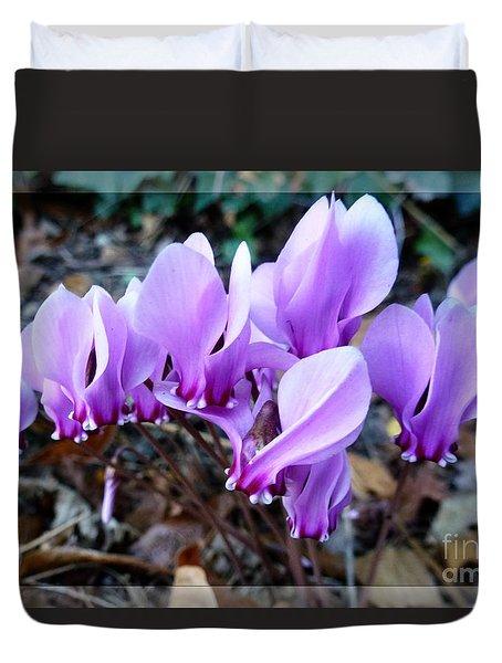 Strange Flower 4 Duvet Cover