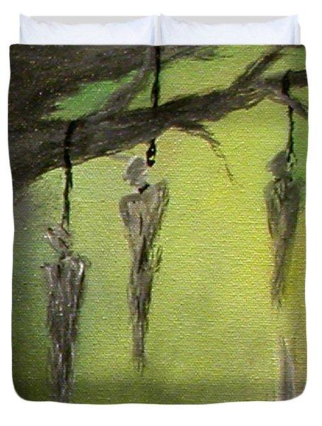 Strange Fruit Duvet Cover by Alys Caviness-Gober