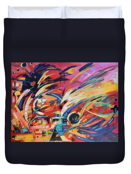 Stravinsky Duvet Cover
