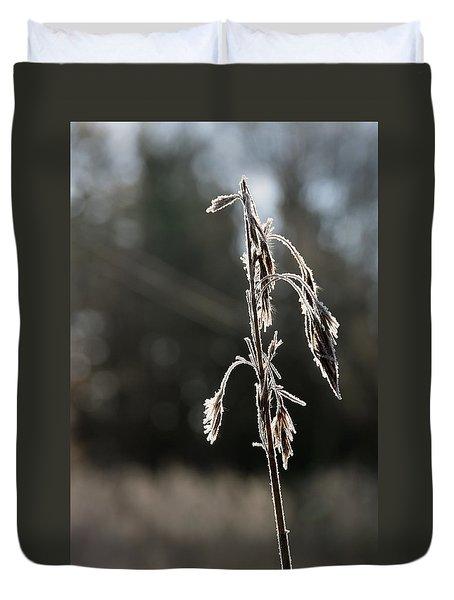 Straw In Backlight Duvet Cover