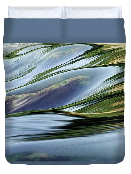 Stream 3 Duvet Cover