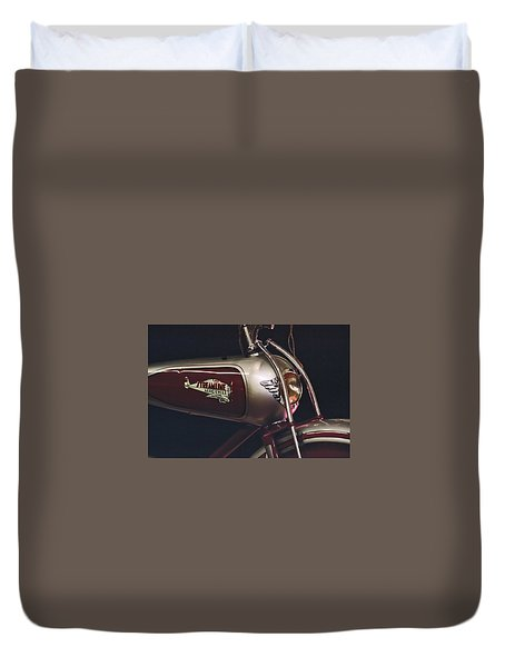 Streamline Aerocycle Duvet Cover