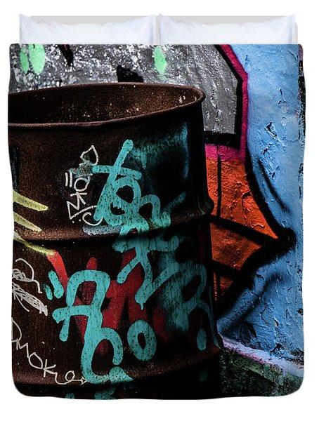 Street Gallery Duvet Cover