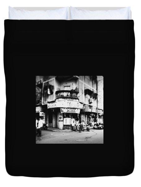 Streetshots_surat Duvet Cover