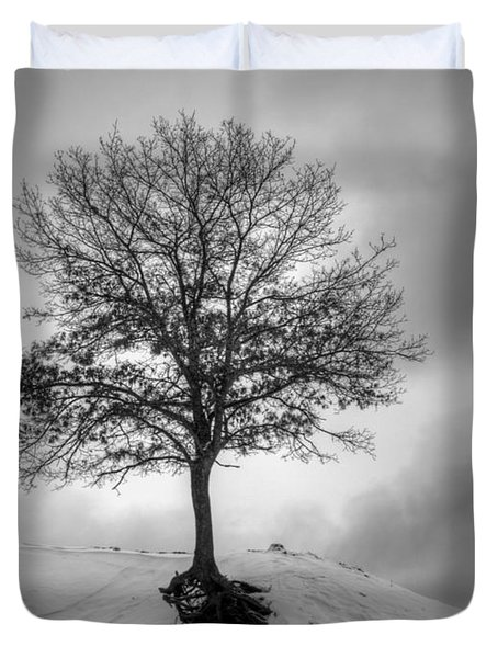 Strength And Hope 2011 Duvet Cover