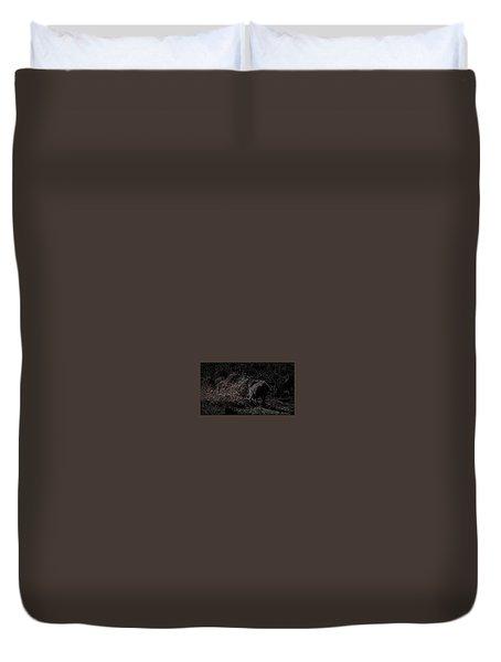 Strength Duvet Cover