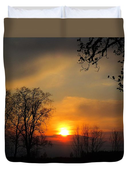 Striking Beauty Duvet Cover