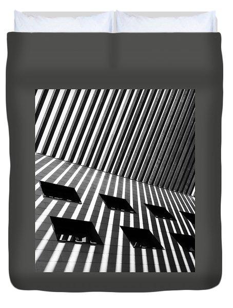 Stripes 1 Duvet Cover