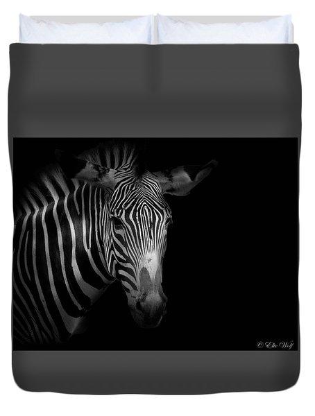 Stripes Number 5 Duvet Cover