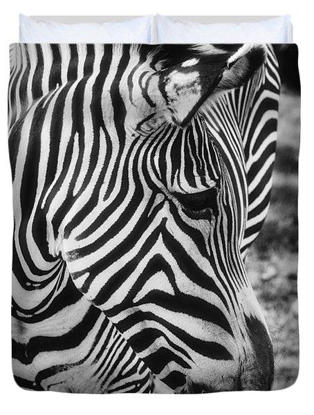 Stripes  Duvet Cover by Saija  Lehtonen