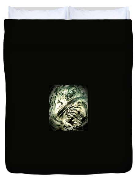 Strom With Love Duvet Cover