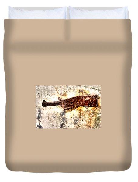 Strong Duvet Cover