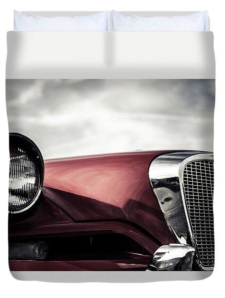 Studebaker Grille  Duvet Cover